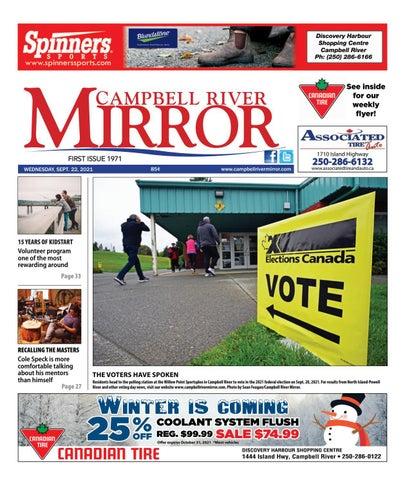 Campbell River Mirror, September 22, 2021