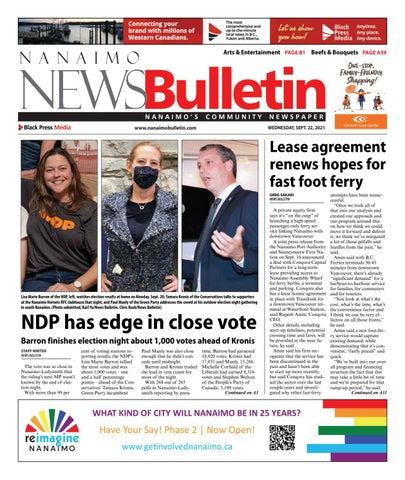 Nanaimo News Bulletin, September 22, 2021