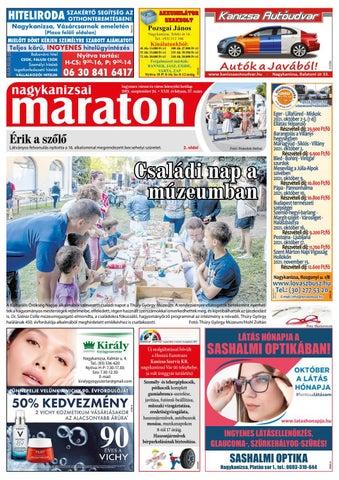 Nagykanizsai Maraton - 2021. 09. 24.