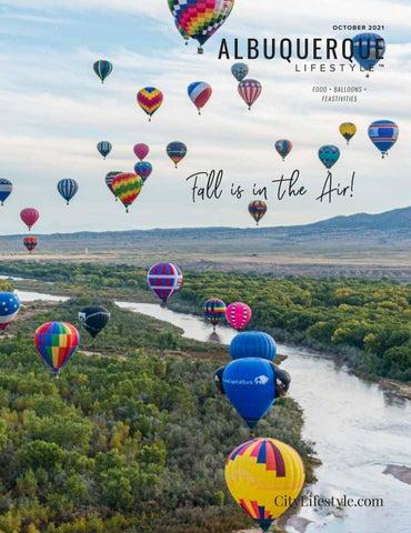 Albuquerque Lifestyle 2021-10