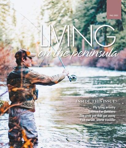 Living on the Peninsula Fall 2021