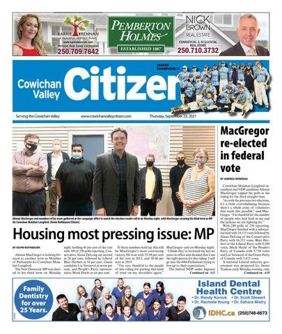 Cowichan Valley Citizen, September 23, 2021