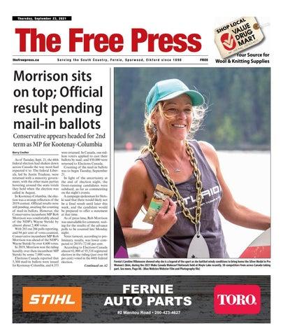 The Free Press, September 23, 2021