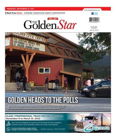 Golden Star, September 23, 2021