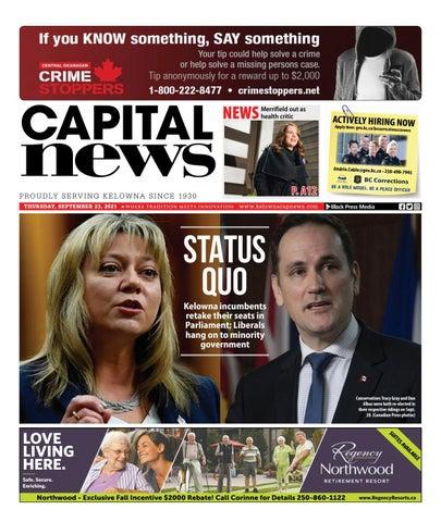 Kelowna Capital News, September 23, 2021