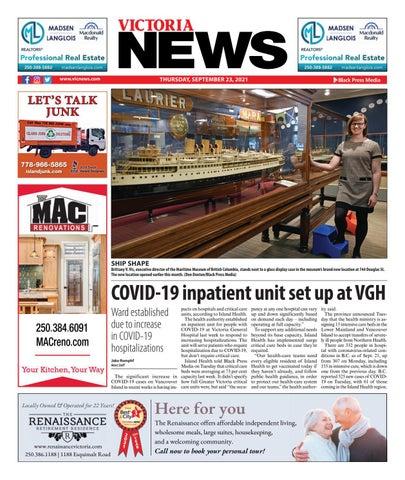 Victoria News, September 23, 2021