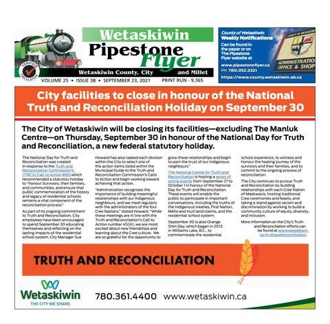 September 23, 2021 Pipestone Flyer