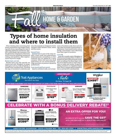 Fall Home and Garden 2021