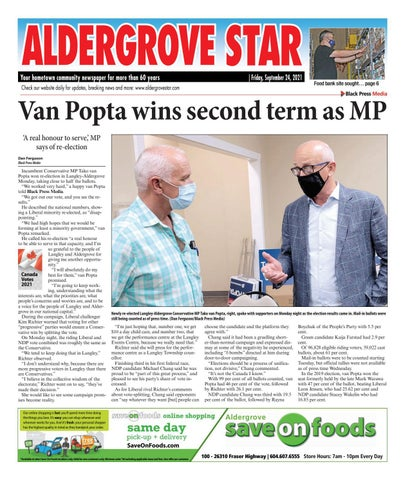 Aldergrove Star, September 24, 2021