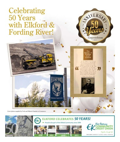 Celebrating 50 Years with Elkford and Fording River