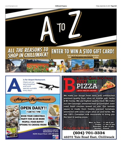 Shop Local from A-Z