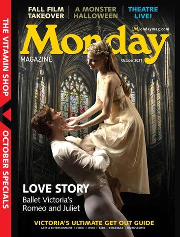 Monday Magazine October 2021