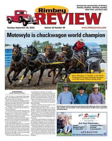 Rimbey Review, September 28, 2021