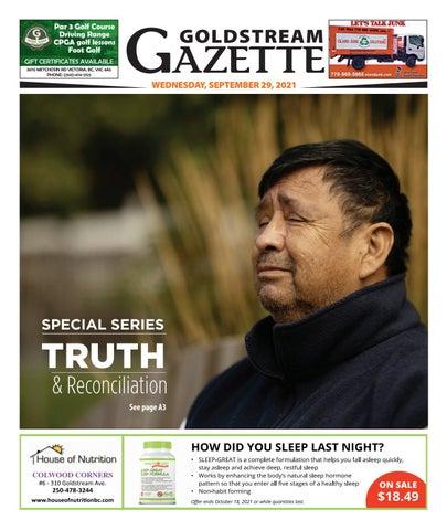 Goldstream News Gazette, September 29, 2021