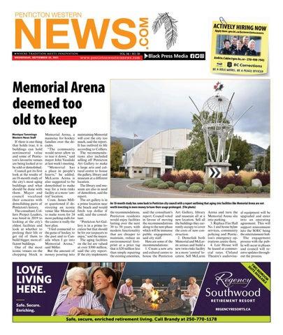 Penticton Western News, September 29, 2021