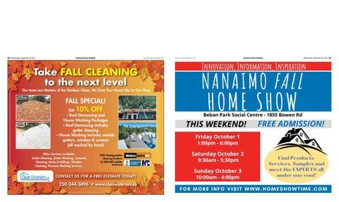 September 29, 2021 Nanaimo News Bulletin