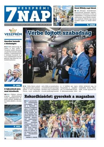 Veszprémi 7 Nap - 2021. 09. 30.