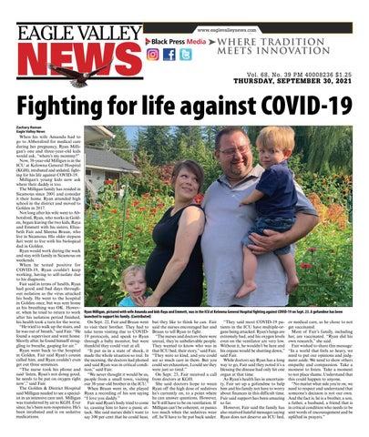 Eagle Valley News, September 30, 2021