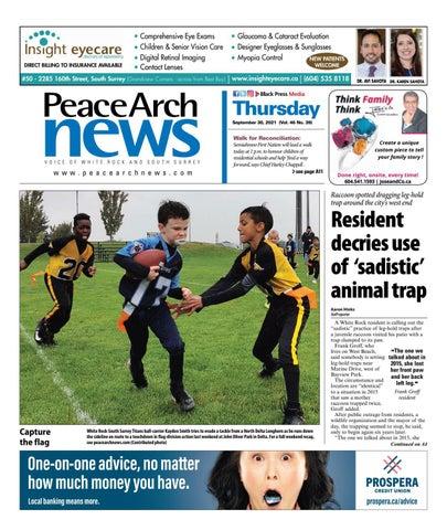 Peace Arch News, September 30, 2021