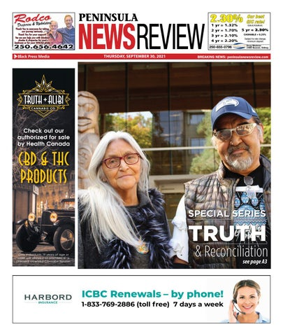 Peninsula News Review, September 30, 2021