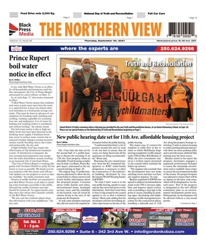 The Northern View/Northern Connector, September 30, 2021