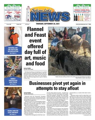Sylvan Lake News, September 30, 2021