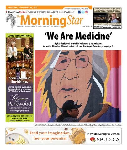 Vernon Morning Star, September 30, 2021