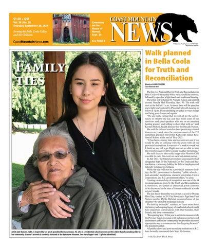 Coast Mountain News, September 30, 2021