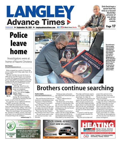 Langley Times, September 30, 2021