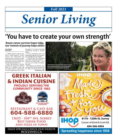 Senior Living Fall 2021