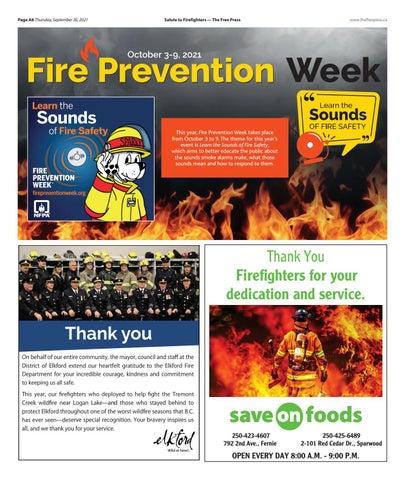 Fire Prevention 2021