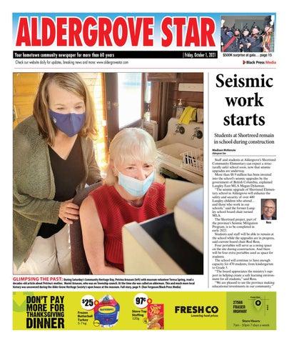 Aldergrove Star, October 1, 2021
