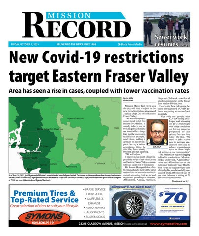 Mission City Record, October 1, 2021