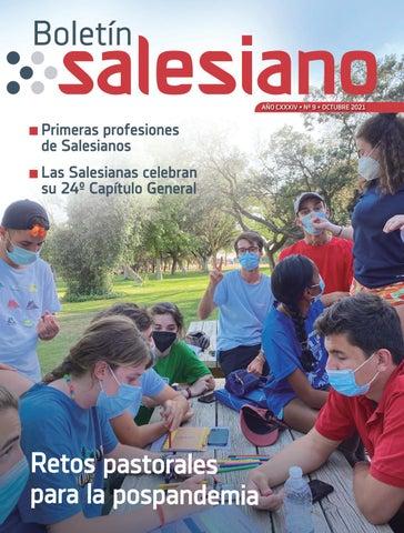 Boletín Salesiano, octubre de 2021