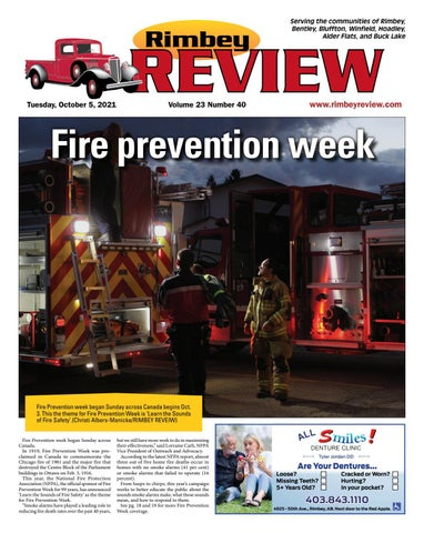 Rimbey Review, October 5, 2021