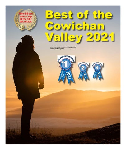 Best of the Cowichan Valley 2021