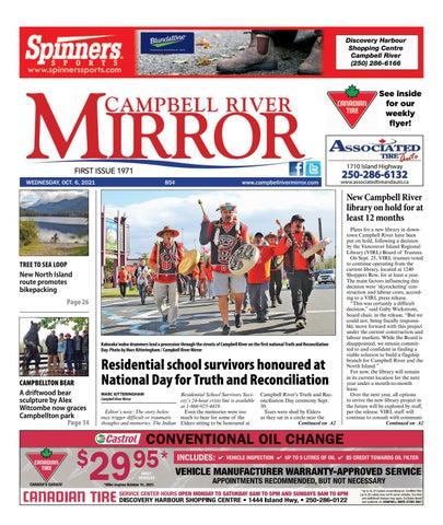Campbell River Mirror, October 6, 2021