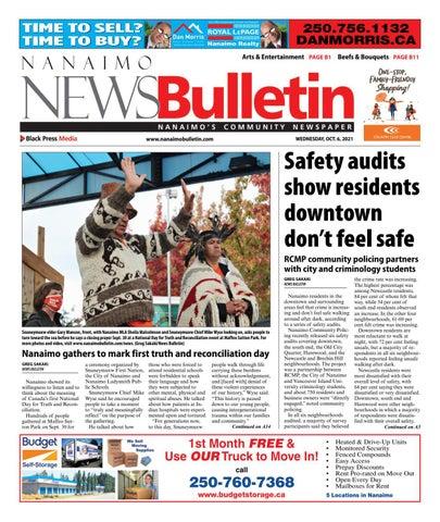 Nanaimo News Bulletin, October 6, 2021