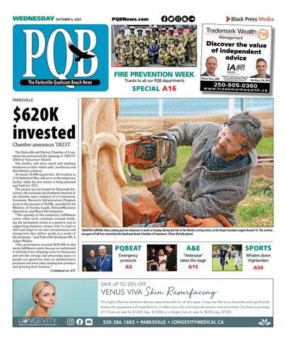 Parksville Qualicum Beach News, October 6, 2021