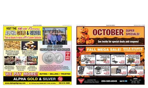 October 06, 2021 Nanaimo News Bulletin