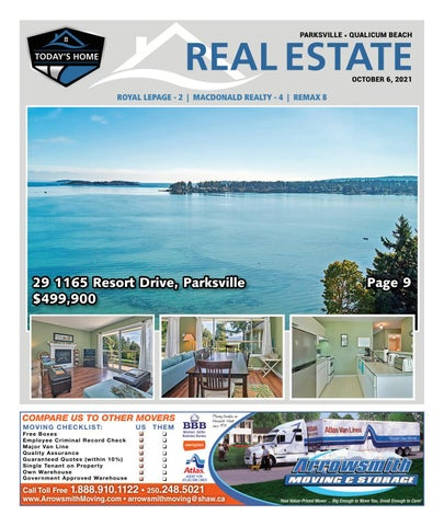 October 06, 2021 Parksville Qualicum Beach News