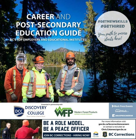 North Vancouver Island Career Fair Guide 2021