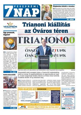 Veszprémi 7 Nap - 2021. 10. 07.