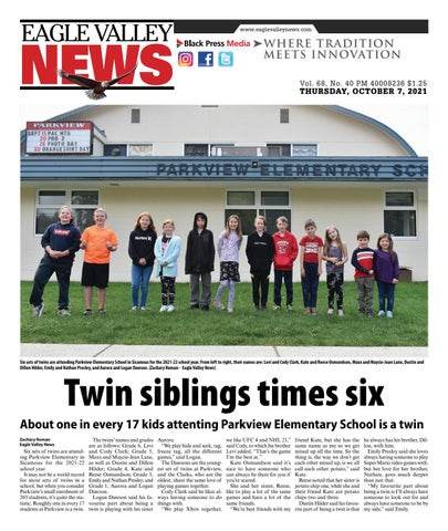 Eagle Valley News, October 7, 2021