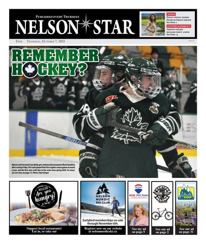Nelson Star/West Kootenay Advertiser, October 7, 2021