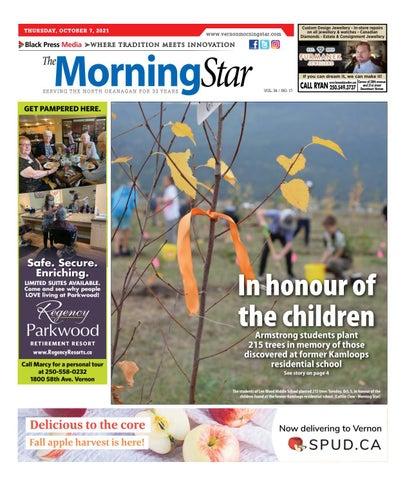 Vernon Morning Star, October 7, 2021