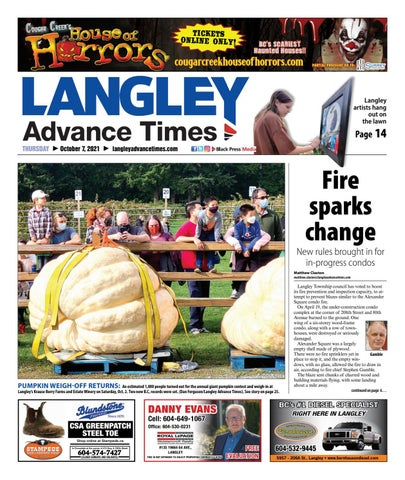 Langley Times, October 7, 2021