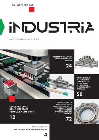 Industria | 18 - Ottobre 2021