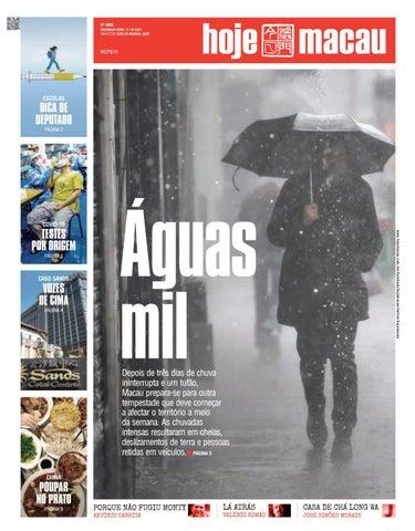 Hoje Macau 11 OUTUBRO 2021 #4868
