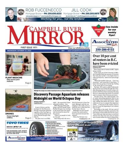 Campbell River Mirror, October 13, 2021